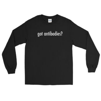 got antibodies? - The Sick Healer