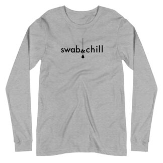 Swab and Chill t-shirt - The Sick Healer